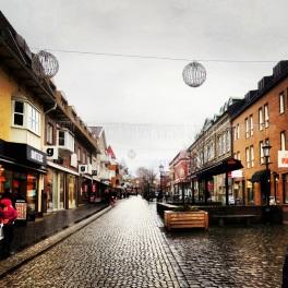 Varberg towncenter