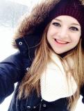 Snowy selfie :)