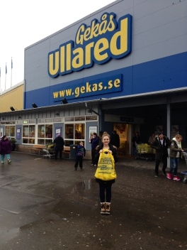 My first (and last) trip to the famous Ullared