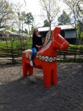Dala horse!