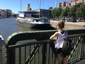 Goteborg canals