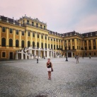 Schonbrunn Palace with over 1,000 rooms