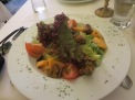 Delicious salad for lunch