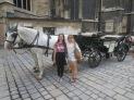Fiaker tour through the streets of Vienna