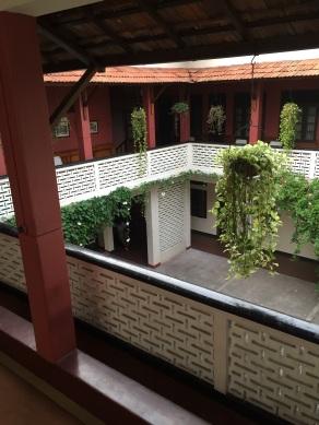 My hotel in Colombo