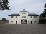 Sachsenhausen concentration camp in Germany
