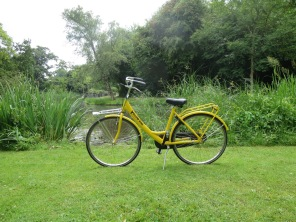 Bike in Amsterrdam
