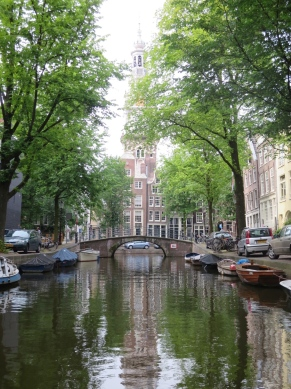 More Amsterdam canals