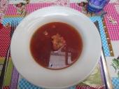 Tomato soup in Amsterdam