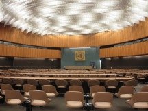 United Nations center in Geneva